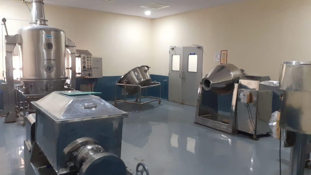 WHO GMP Certified Pharma Formulation Company with Exports Capacity Plant for Sale in Haridwar