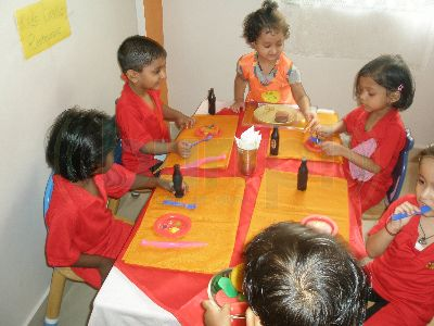 A profitably running playschool and a nursery teacher training center for sale in Pune
