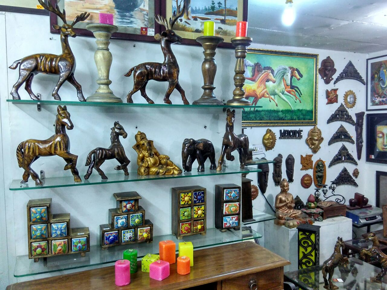 Handicrafts, Furniture, Paintings Business for Sale in Patiala