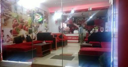 Year old Corporate Cafe in Symphony (white field) with Good Ambiance for Immediate Sale.