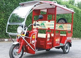E-Rickshaw Sub Dealership Business Opportunity in Kerela