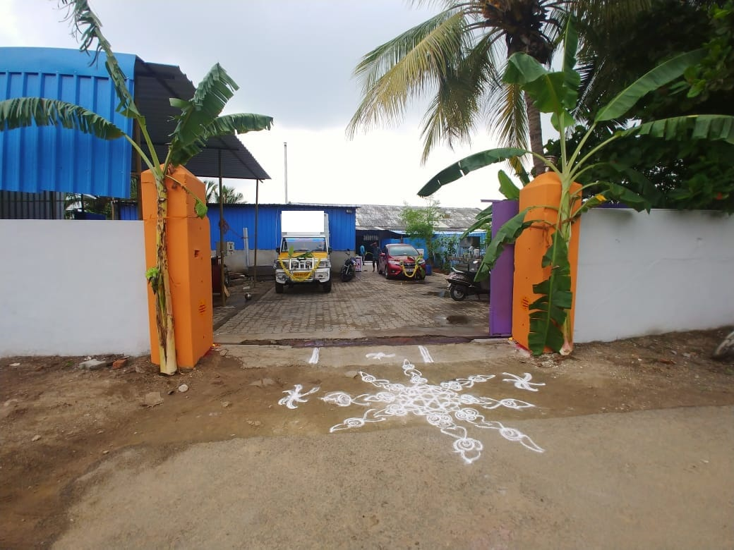 Running Manufacturing  Factory for Sale with Land in Nandivaram Guduvancheri