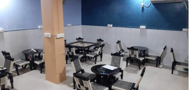 Fully Equipped Running Cafe  for Sale in Ahmedabad