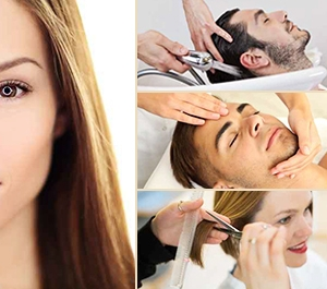 Premium Unisex Salon for Sale in Madhapur, Hyderabad