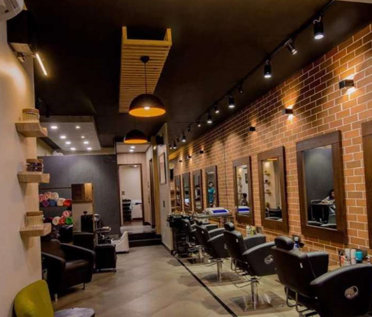 Popular Unisex Salon for Sale in West Delhi
