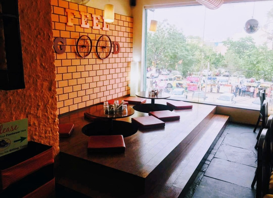 Profitable Multi-Cuisine Restaurant with Great Ambiance and Having Tie-Ups with All Major Platforms for Sale in Gurgaon