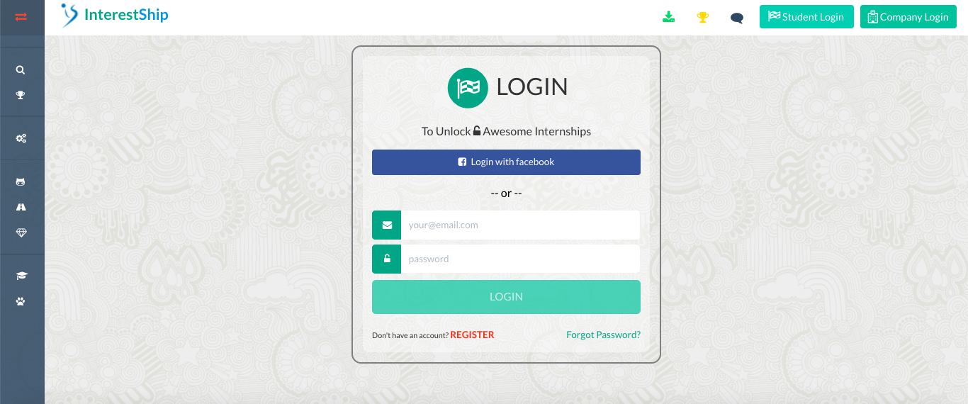 A Recruitment Platform Available as White-Label Solution