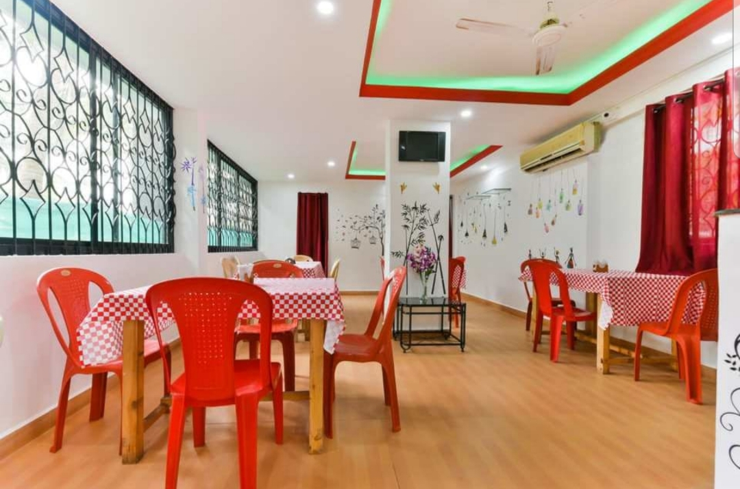 Running Restaurant Along with Attached Guest House for Sale in Calangute