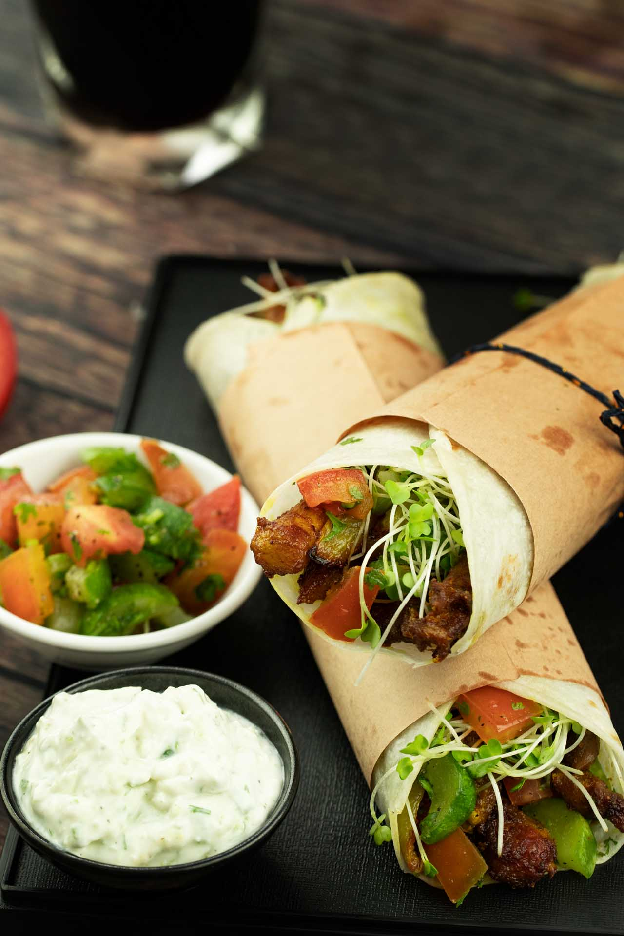 Franchise of Chicken Shawarma Hub for Sale in Kondapur Hyderabad