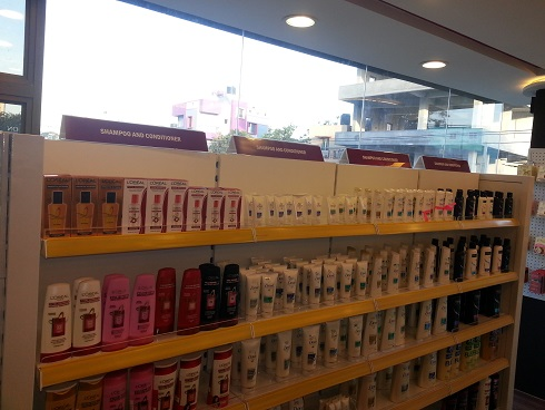 Profitable Retail Cosmetics Store for Sale in Bangalore