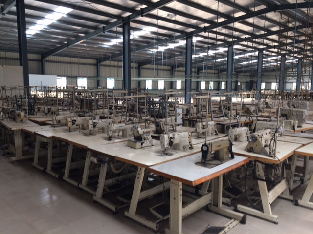 A Fully Integrated Denim Jeans Manufacturing Business for Lease in Bangalore