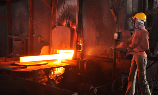 Steel Re-Rolling Mill & Melting Unit for Sale in Coimbatore, Tamil Nadu