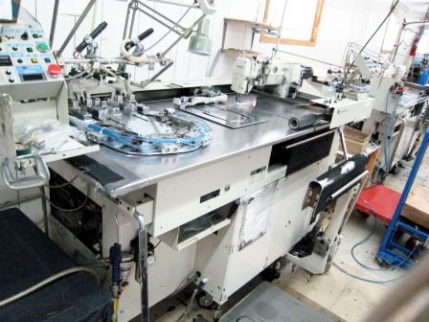 A medium size ready-made garment manufacturing unit for sale in Kanpur
