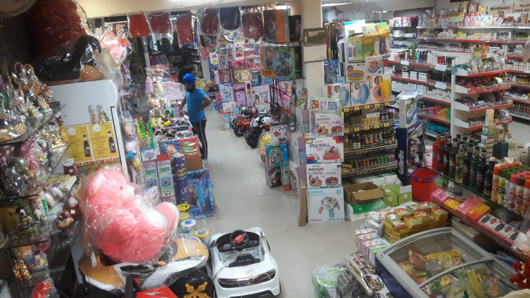 Groceries and Toys Store for Sale in New Delhi