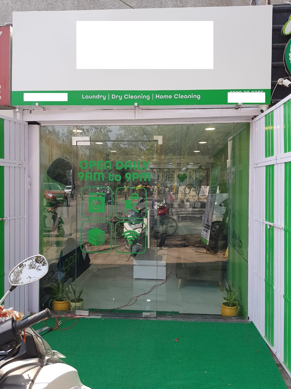 Well Known Laundry Franchise for Sale in New Delhi