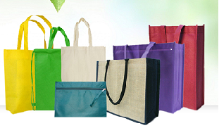 Standard & Customized Non-Woven Handle Bag Manufacturing Business Available for Sale in Jodhpur