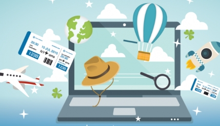 Online Travel Business for Sale in Delhi