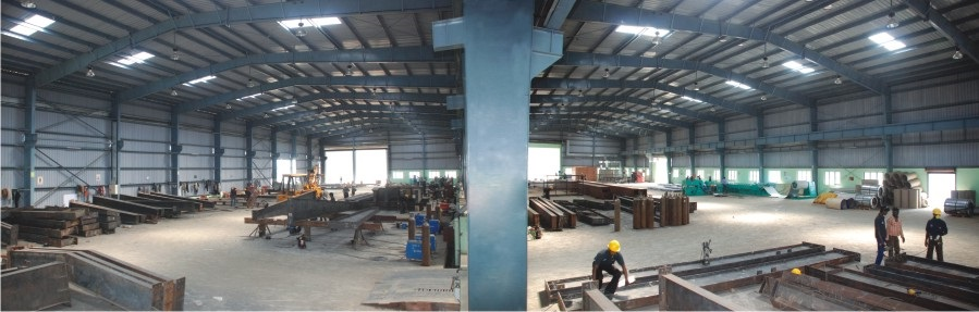 A Profitable Manufacturing Unit Engaged in Metal Building and Roof Sheet Business near Chennai Available for lease/Sale