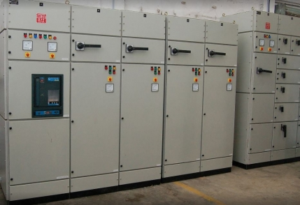 Electrical Panel Manufacturing Unit for Sale in Kerala
