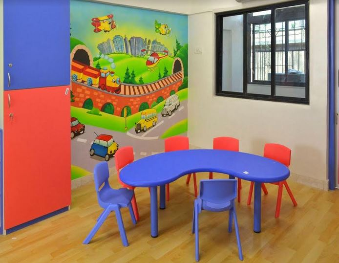 Well Established Preschool and Daycare for Sale at Navi Mumbai