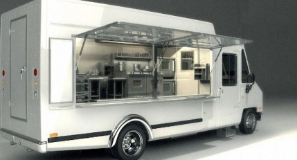 Food Van Business for sale in Gurgaon