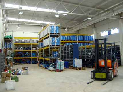 Logistics and Warehouse Business in Kolkata
