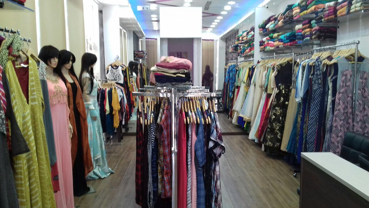 Indo-Western Ladies Garment Business Franchise for Sale in India
