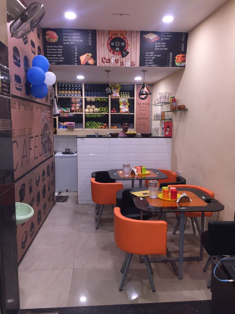 Profitable Fast Food Cafe for Sale in Chennai