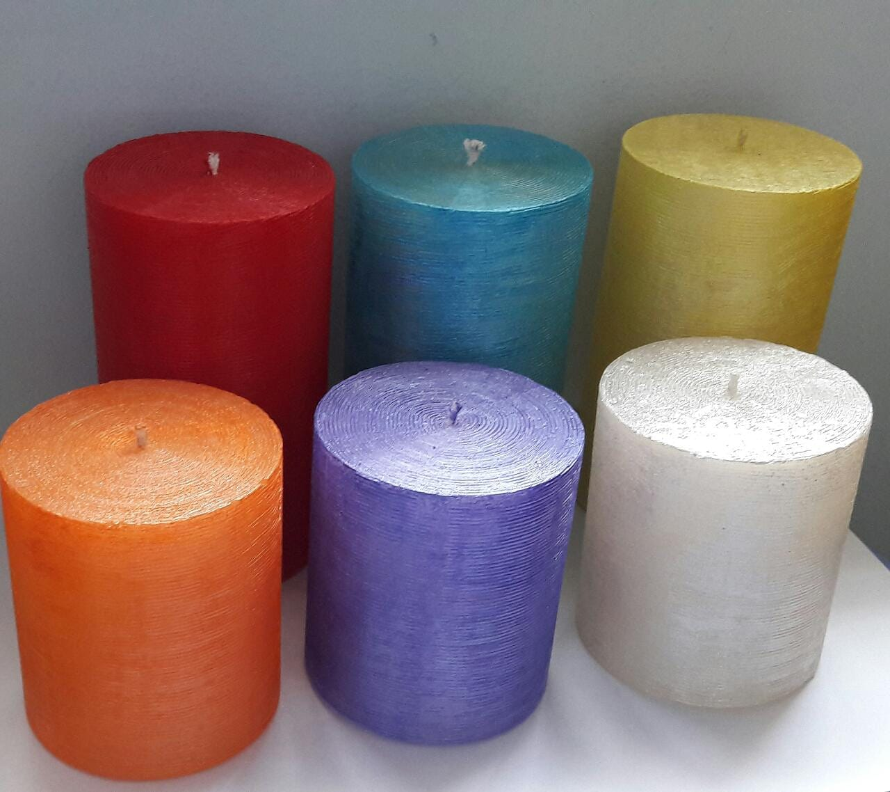 A One-Stop Shop for All Designer Candles and Candlemaking