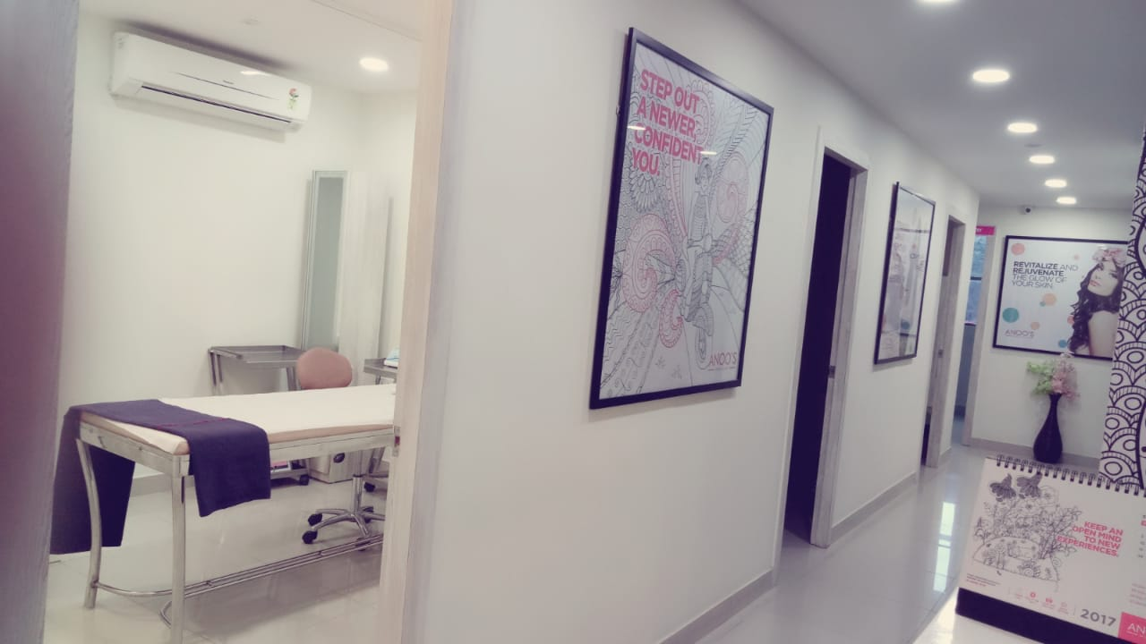 Profitable Unisex Salon & Clinic Available for Sale in Madhapur, Hyderabad.