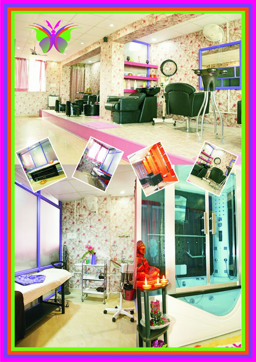 Running Unisex Spa and Salon for Sale in Bangalore
