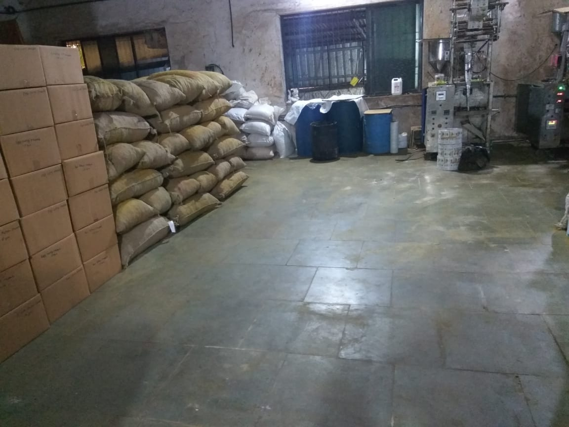 A Profitable Fmcg(masala, Curry Powder and Chutney) Manufacturing Unit for Sale in Navi Mumbai