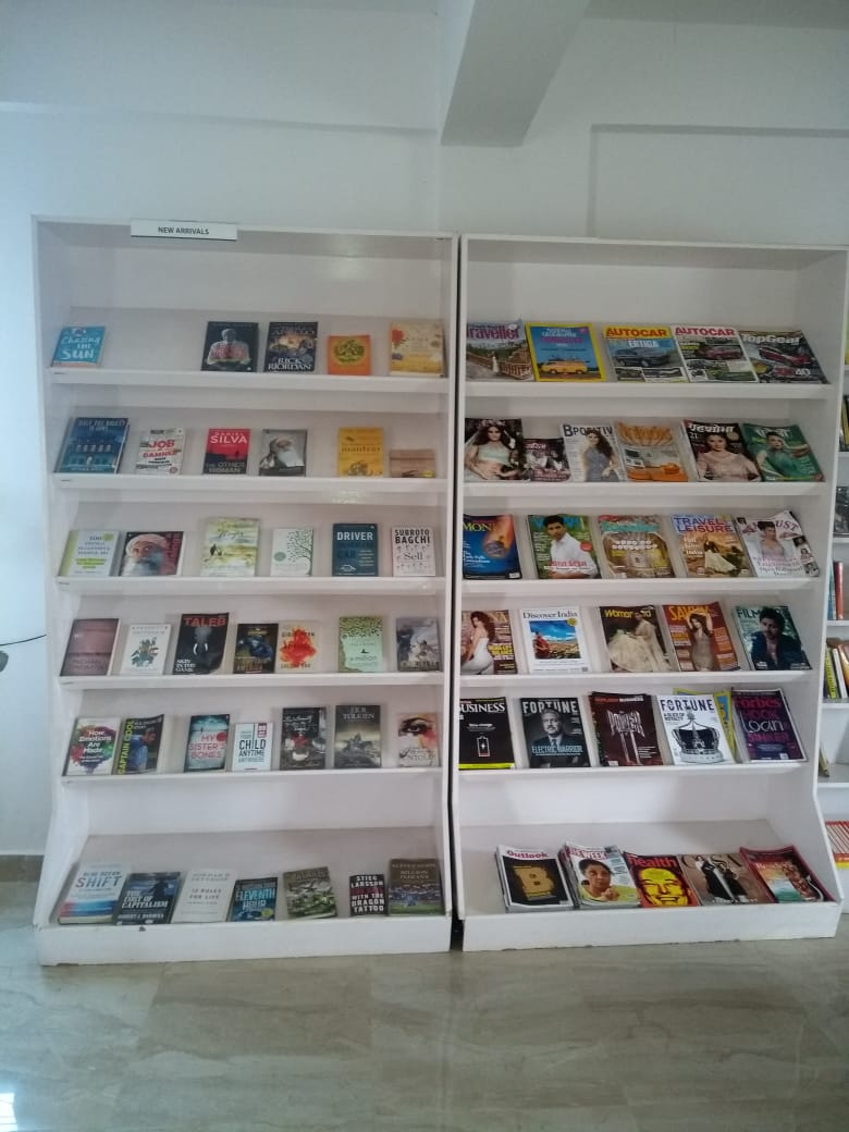 Running Library Business for  Sale in Hyderabad