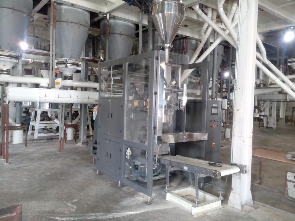 Fully Equipped Whole Wheat Flour Plant for Sale in Indore
