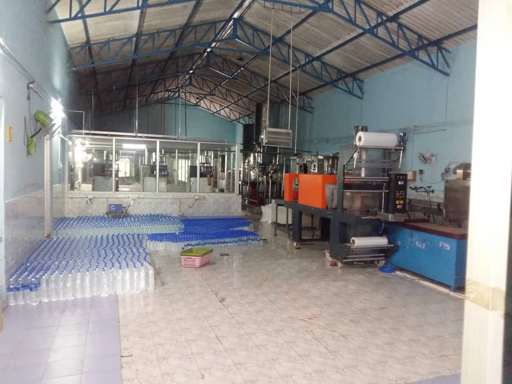 A Profitable Mineral Water Plant for Sale in Ilayangudi, Paramakudi