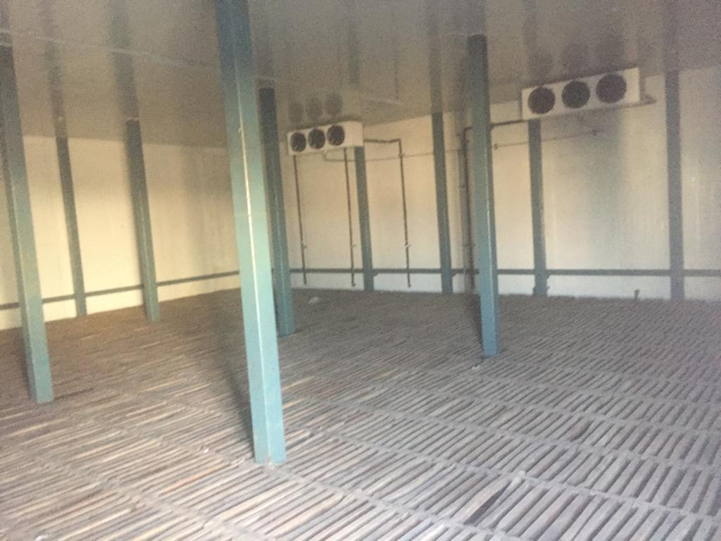 New Cold Storage Facility for Sale in Bhavnagar