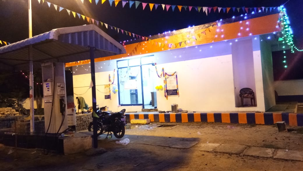 Petrol Pump for Lease in Pondicherry