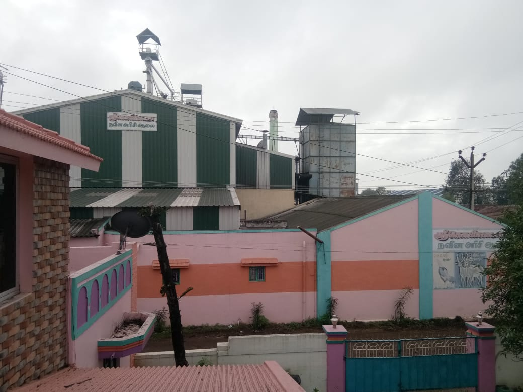 Running Rice Mill for Sale in Tamil Nadu