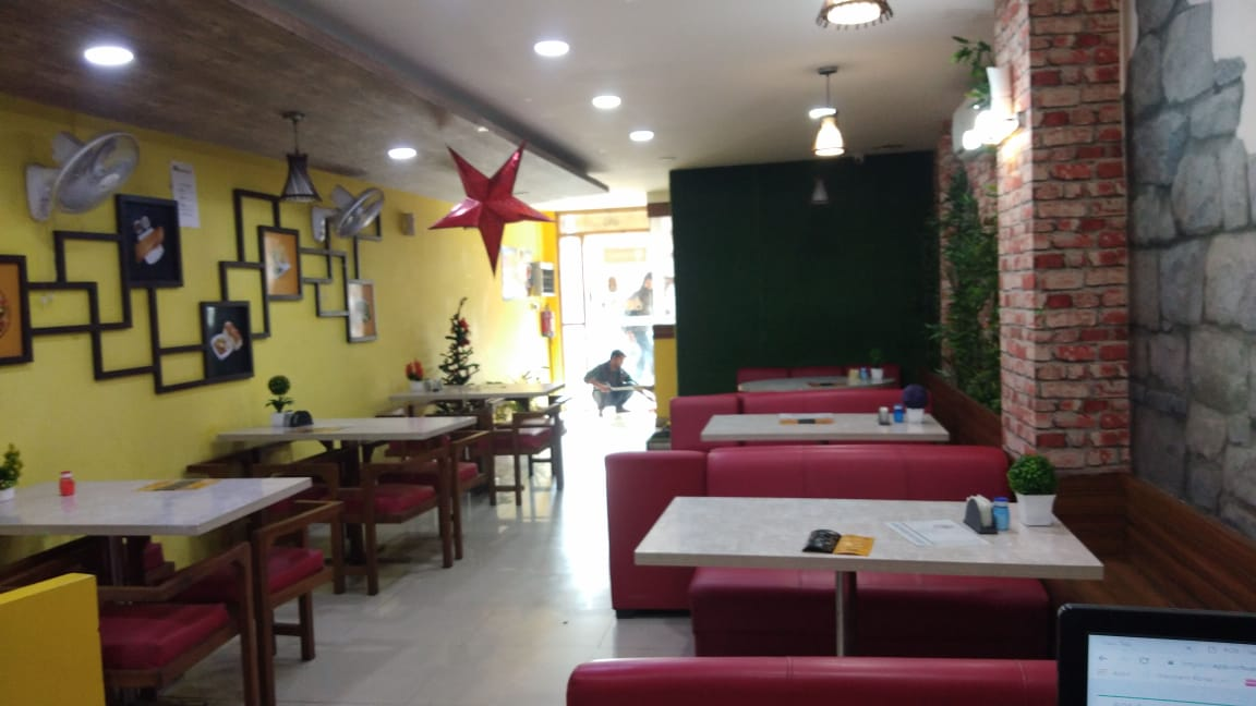 Running Restaurant for Sale in Noida