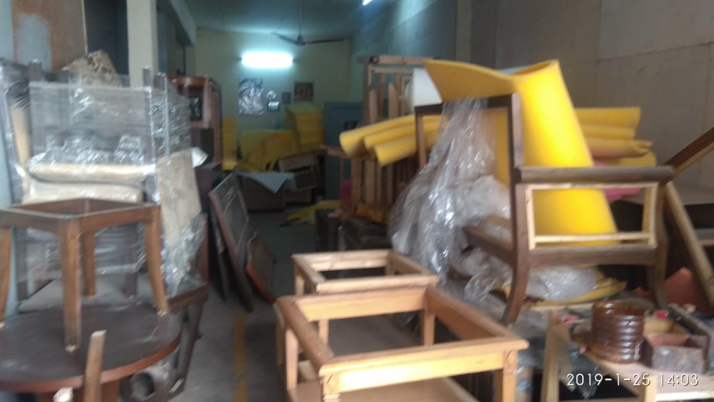Teak Wood Furniture Manufacturing Unit for Sale in Panchkula.