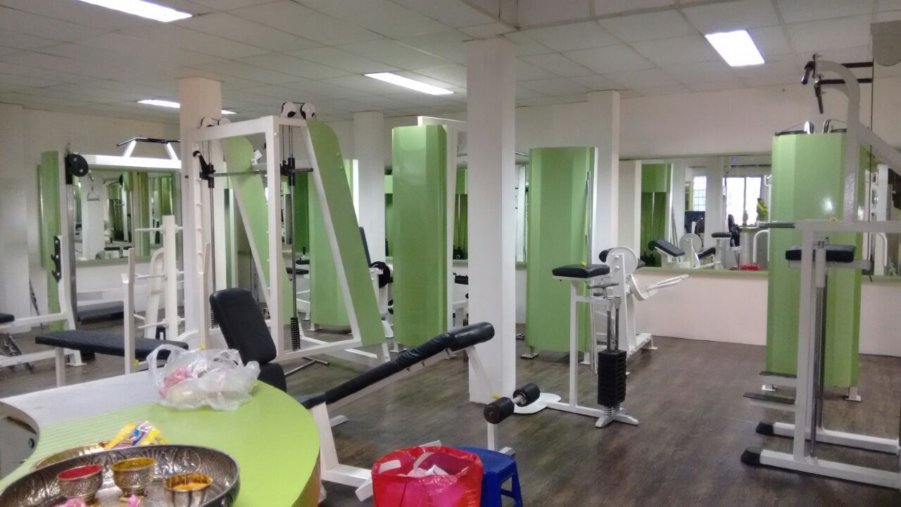 Branded Unisex Fitness Centre for Sale in Chennai