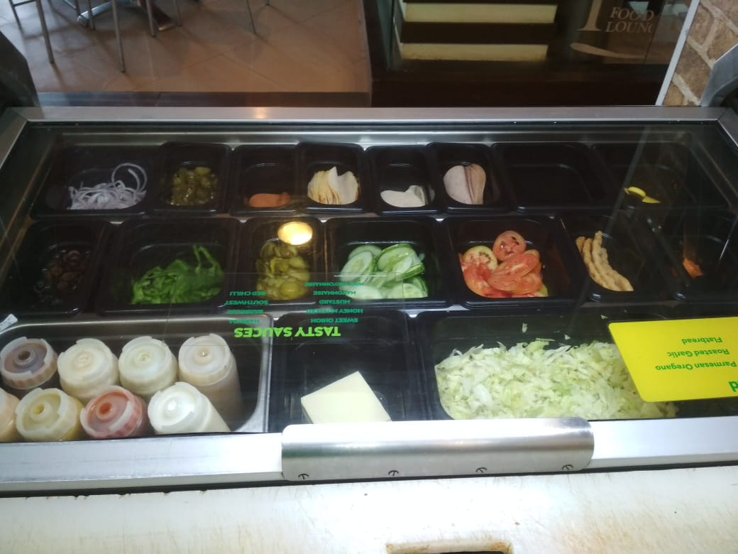 SUBWAY  Profitable Food Franchise (5+ Years Old) in MALL for Sale in Mahadevapura Bangalore