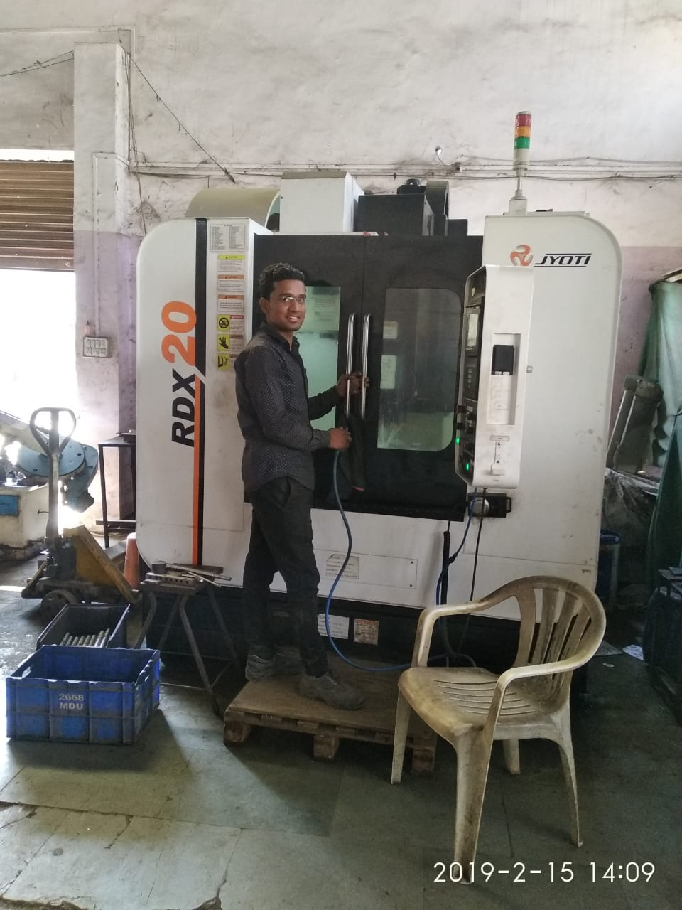 Highly Profitable Running Tool Room for Sale in Ahmednagar