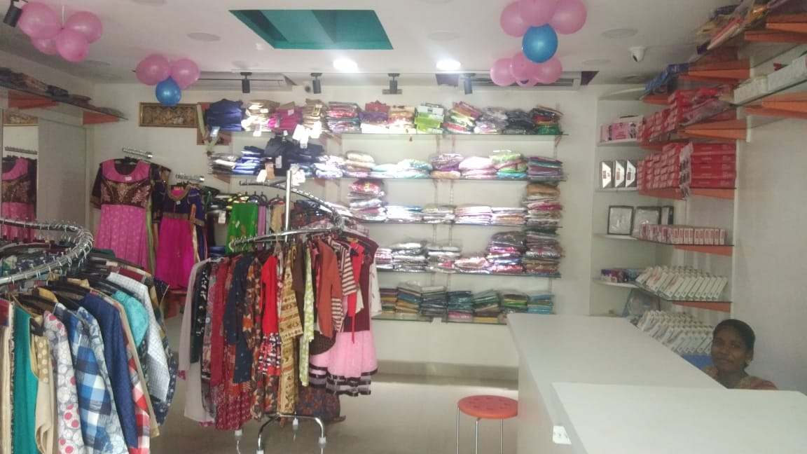 Profitable Women and Kids Fashion Boutique for Sale in Chennai