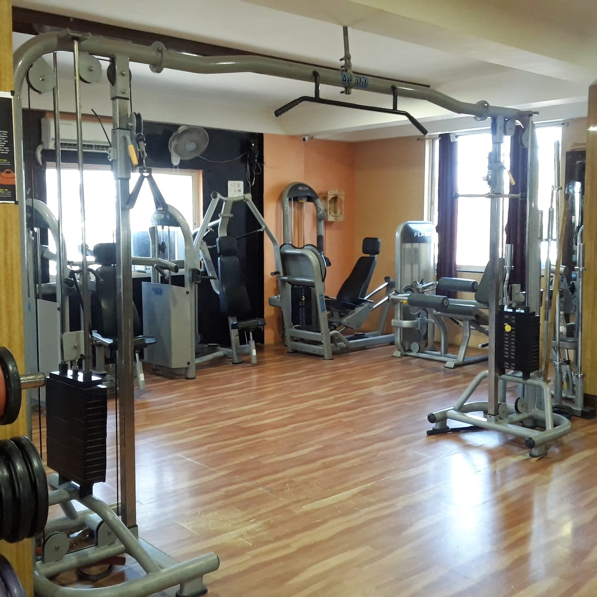Running Fitness Centre for Sale in Vadodara