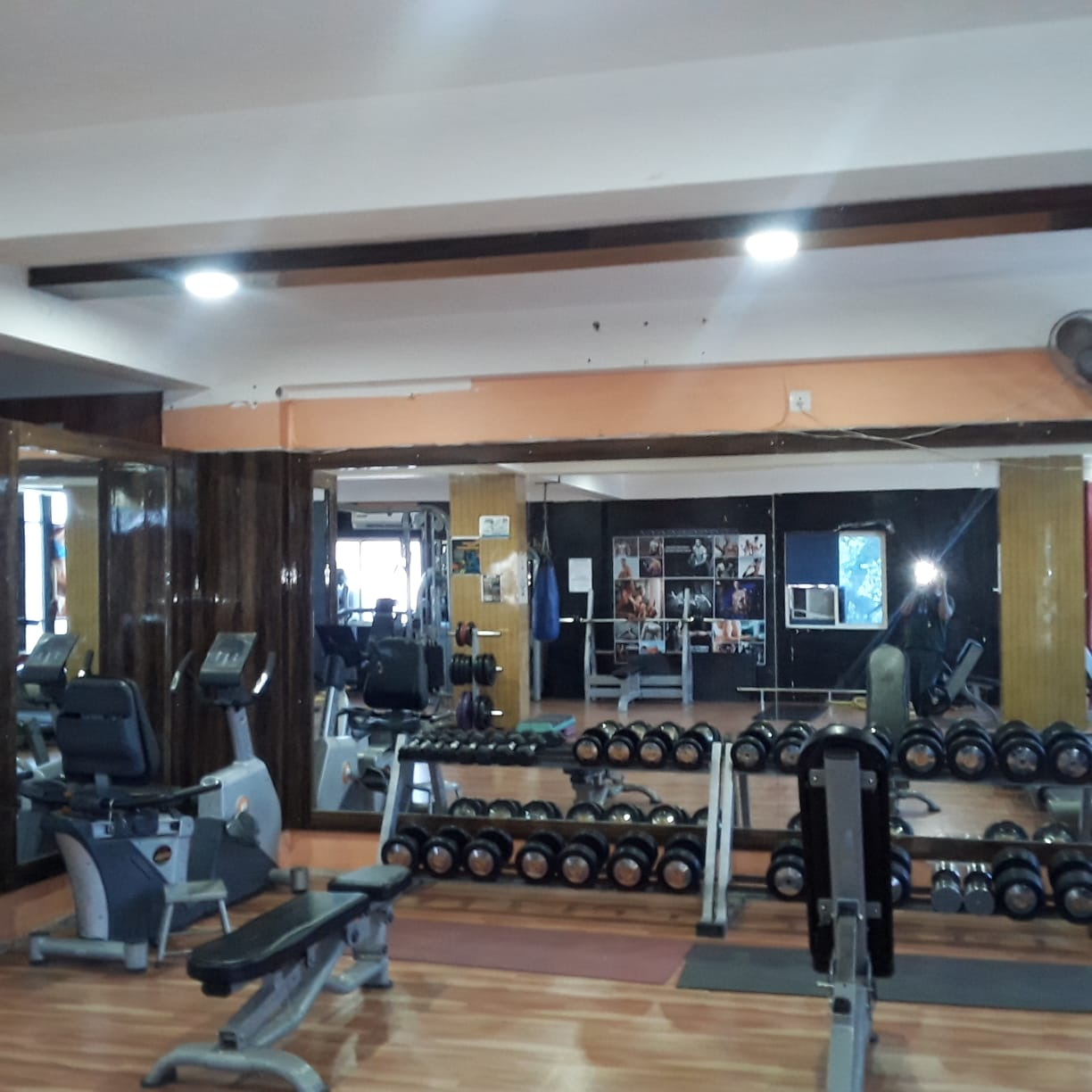 Asset Sale of a Running Fitness Centre in Vadodara