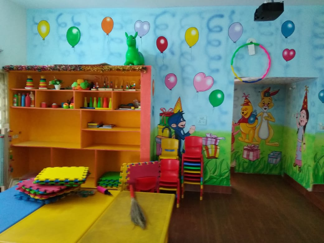 Day Care & Play School Business for Sale in Secunderabad