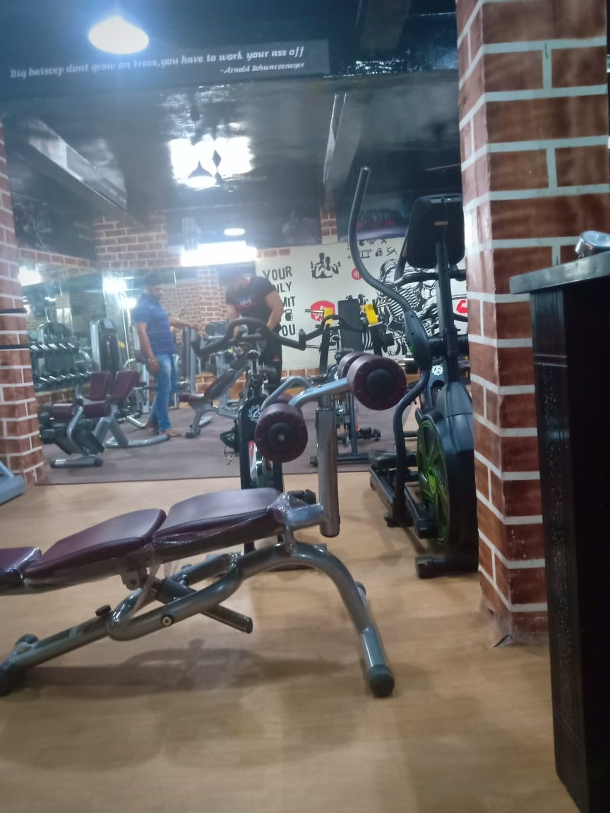 Newly Opened Gym for Sale in New Delhi