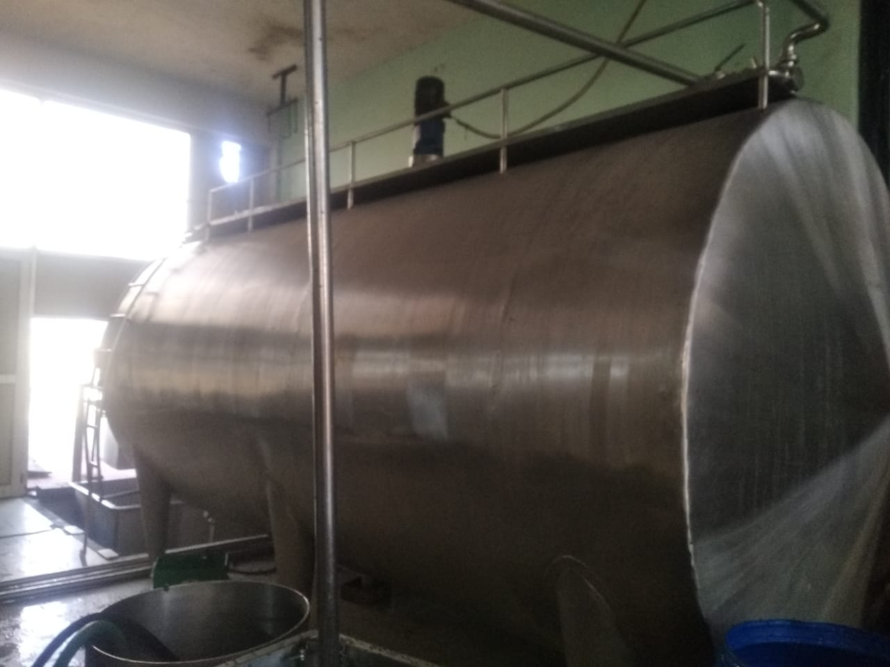 Well Established Milk Processing Plant for Sale in Jind Haryana