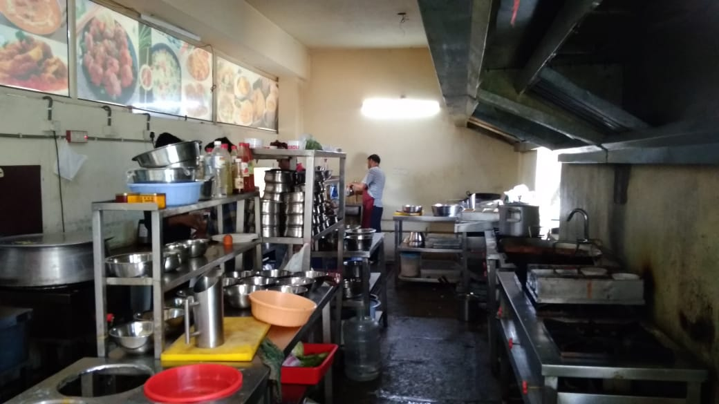 Running Multi Cuisine Restaurant and Banquet Hall for Sale in Hyderabad